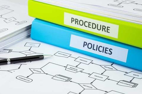 إعداد دليل السياسات والإجراءات ودليل التشغيل لشركة تسويق عقارى