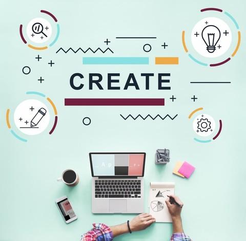 صناعة المحتوى التسويقي من منصة يوديستي العالمية