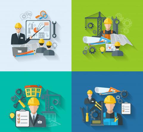 دراسة جدوى  لعمل منصة تقديم خدمات هندسية
