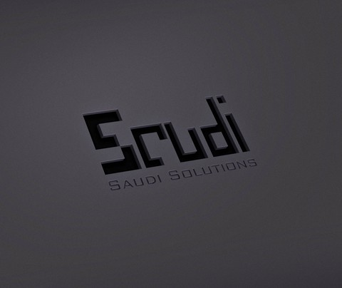 تصميم شعار Saudi Solutions