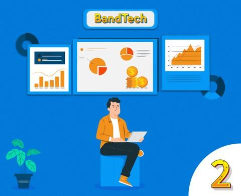 فيديو موشن جرافيك لشركة BandTech  (الحزمة التقنية) بالعراق (2)