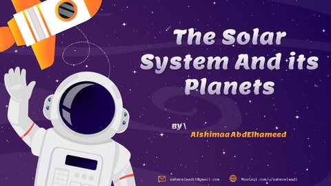 PowerPoint: The Solar System and its planets