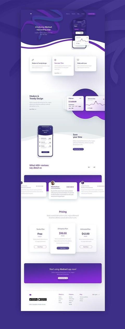 موقع لخدمات تطبيق