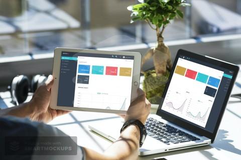 موقع إلكتروني لإدارة المبيعات - Sales management website