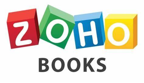 برنامج Zoho books