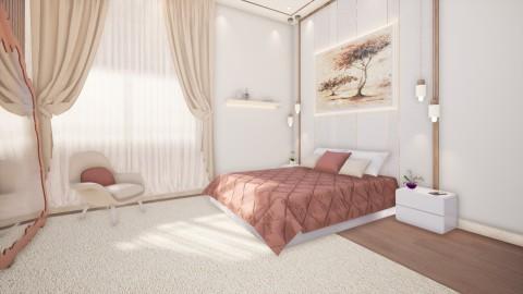 تصميم غرفة نوم ماستر في الإمارات