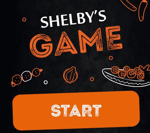 مطعم شيلبي الكندي - تطوير لعبة تفاعلية
