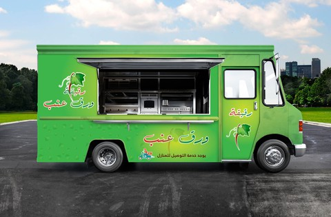 تصاميم Food Truck
