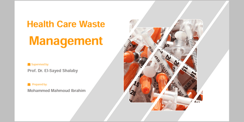 عرض تقديمي HCW management
