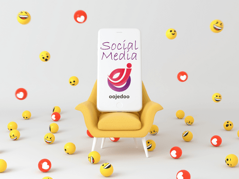 """ Social Media""oojedoo"