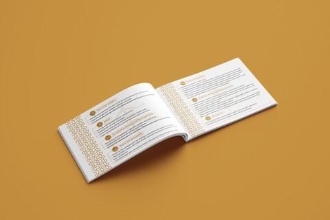 Company Profile Design in English تصميم بروفايل شركة بالإنجليزية