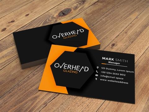 بزنس كارت (Business card)