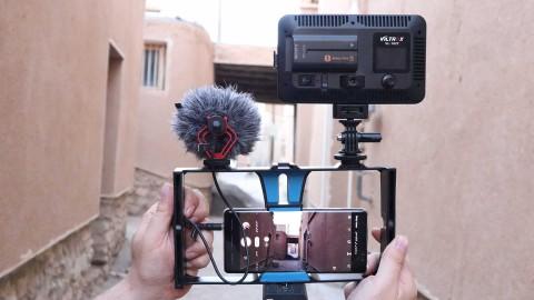 تصوير فيديو احترافي