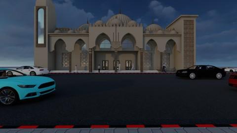 مسجد 3D