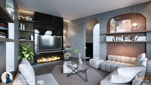 Living Room In egypt