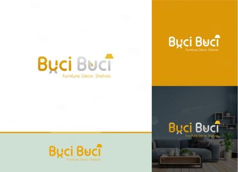 شعار لشركة ( BUCI BUCI ) بعمان