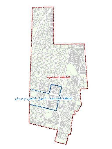 منطقة امدر مان الصناعية(وزارة الاستثمار السودانية)