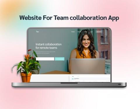 Team App Web Site