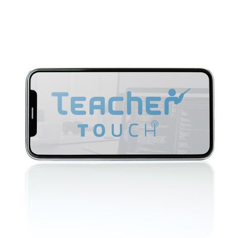 شعار Teacher touch