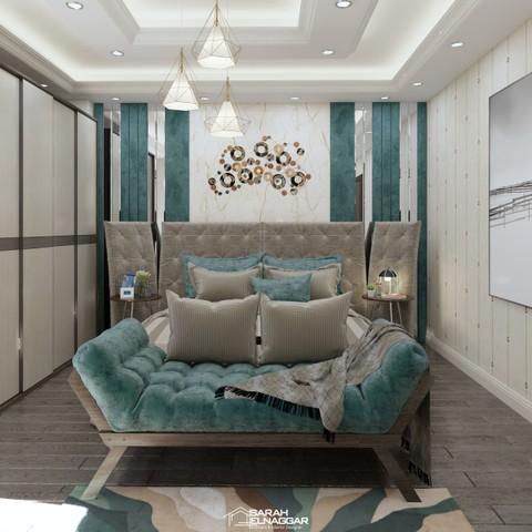 تصميم غرفة نوم ماستر