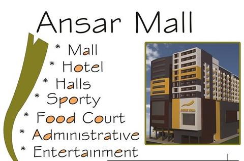 مشاركتي في تصميم فندق ضخم بمساحة 3000 م2 و بتكلفة 27 مليون دولار