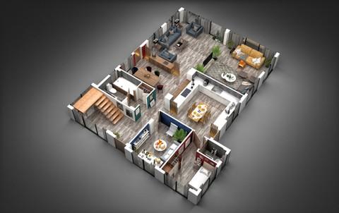 3D Plans