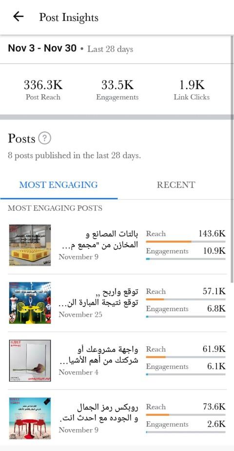 تسويق على الفيسبوك