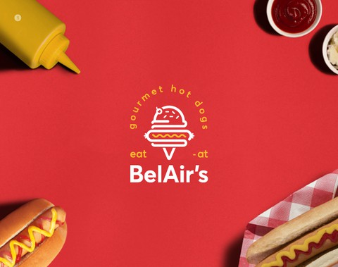 eat at Bel Air's
