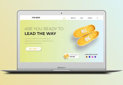 Web Design (uiux )