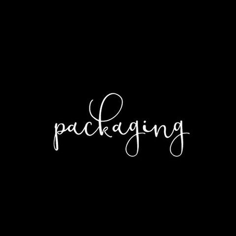 packaging تغليف