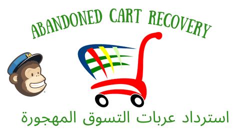 استرداد زبائن عربات التسوق المهجورة وزيادة نسبة المبيعات بحركة بسيطة
