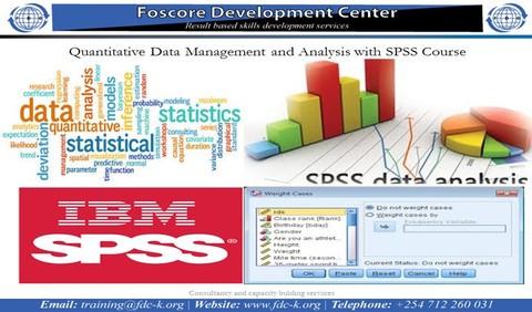 التحليل الإحصائي باستخدام SPSS