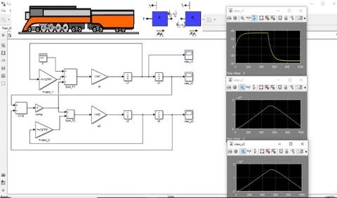 نمذجة ومحاكاة باستخدام Matlab & Simulink