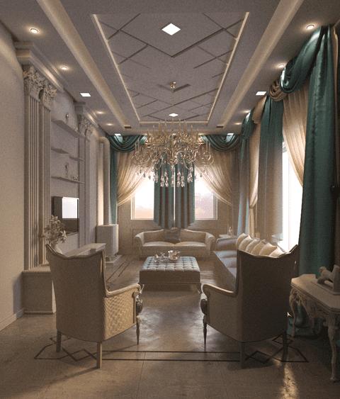 ديكور داخلي - Interior design