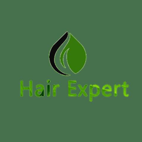 تصميم شعار لمنتج خبير الشعر