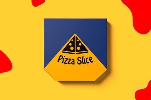 تصميم شعار مطعم بيتزا